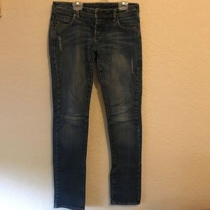Volcom Blue Jeans
